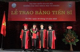 The Ceremony of Conferring the Doctoral Degree